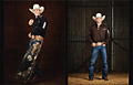 JW Harris World Champion Bull Rider Geico