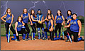USFA Ballistix Softball Team from Lake Jackson Tx